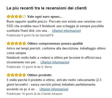 Ricevere prodotti Amazon gratis, possibile? Sì. | Un'altra vita è possibile | Scoop.it