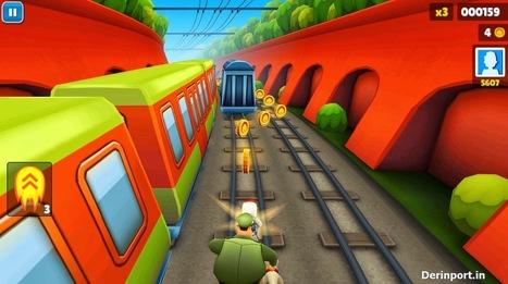 Online subway surfers game | online games | Scoop.it