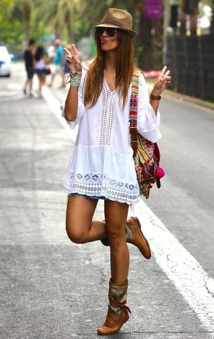 Bohemian fashion style - 25 June 2015 - My Crazy Home - My Crazy Home | home | Scoop.it