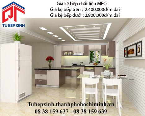 Kệ bếp MFC Nhà chị Trang - Bình Tân - ke-bep-mfc-nha-chi-Trang---Binh-Tan - tu van du hoc uy tin|du hoc gia re - | TỦ BẾP ACRYLIC - GIÁ TỦ BẾP ACRYLIC | Scoop.it