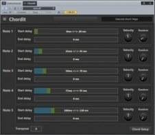 FREEWARE (VST .Win) - Chordit | G-Tips: Audio Ressources | Scoop.it