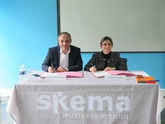 Skema et Euratech renforcent leur collaboration | Eco121 | entrepreneurship - collective creativity | Scoop.it