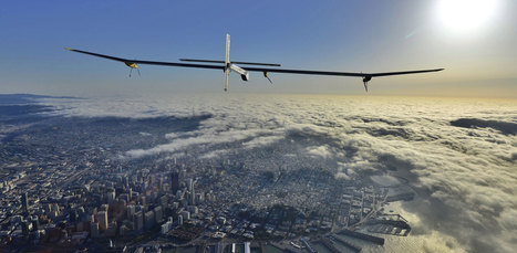 The Swiss plane Solar Impulse now in Washington DC | AVIATION , AIRLINERS , AEROSPACE .... | Scoop.it