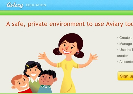 Aviary Education - Home | RIA | Scoop.it