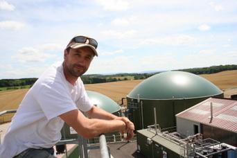 Sevenans : un an de production de biométhane à la ferme des frères Peterschmitt (Est Républicain, 19/07/2016) | Le biométhane, une énergie renouvelable d'avenir | Scoop.it