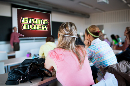 How Games Help Students Embrace Failure | Serious Play | Scoop.it