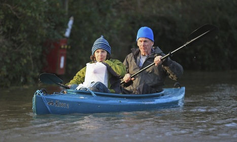 UK storms: no flood respite with more rain on way #climate | Messenger for mother Earth | Scoop.it