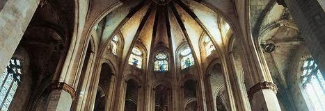 #307 ❘ Santa Maria del Mar, Barcelona ❘ 1383 | # HISTOIRE DES ARTS - UN JOUR, UNE OEUVRE - 2013 | Scoop.it