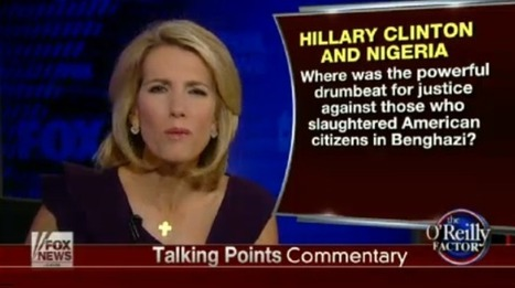 Laura Ingraham Demonstrates How To Make Anything About Benghazi (VIDEO) | Daily Crew | Scoop.it