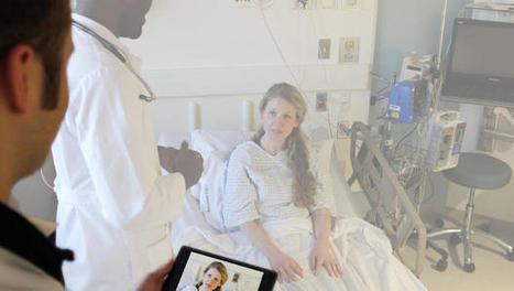 A Google Glass App For Doctors To Stream Video Of Patients To Consult Other Doctors | Contextual medicine | Scoop.it