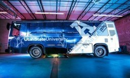 University Uses Tesla Technology to Wirelessly Charge Electric Bus | Cool Future Technologies | Scoop.it