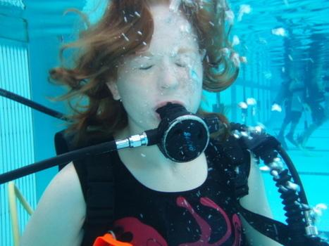 Water Up Your Nose - how not to let it happen :D | Indigo Scuba | Scoop.it