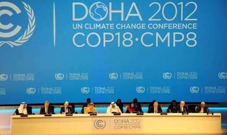 Clima: aperta a Doha la 18/a conferenza Onu sul clima - Clima - Ambiente&Energia - ANSA.it   Equo, eco e vegan*   Scoop.it