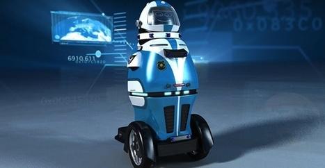 Ramsee, un guardia de seguridad de metal   Robótica Educativa   Scoop.it