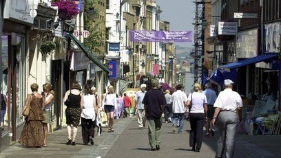 High Streets 'adapting' and luring new business | ESRC press coverage | Scoop.it