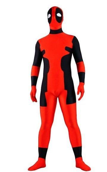 Deadpool costume - deadpool costume wholesale - wholesale Lycra Spandex Zentai Suits - wholesale Catsuits & Zentai - CosplayGate.Com | deadpool costume | Scoop.it