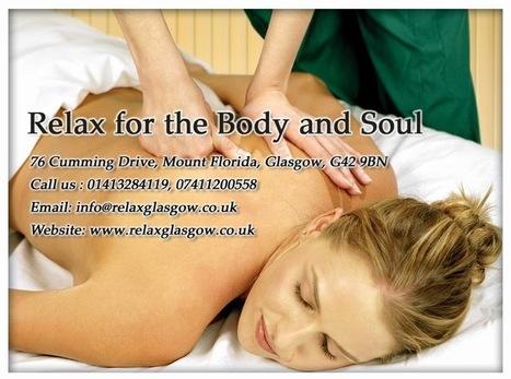 Advantages of full body massage | Massage Glasgow | Scoop.it