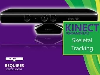 Kinect Fundamentals #4: Implementing SkeletalTracking | Kinect, XNA, WPF, XAML, C#, .NET Developer | Scoop.it