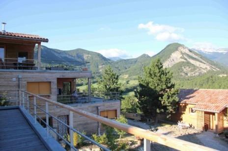 Habitat groupé: une «vie de village» dans le hameau en bois | technologie 5ème | Scoop.it