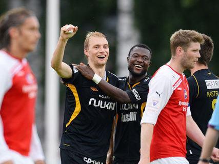 Tässä on Veikkausliigan lokakuun joukkue | Urheilu | Scoop.it