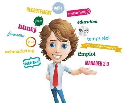 Jobs'TIC - 10 et 11 octobre 2013 | *TCpartners* Trouver un job, acte 1 ! | Scoop.it