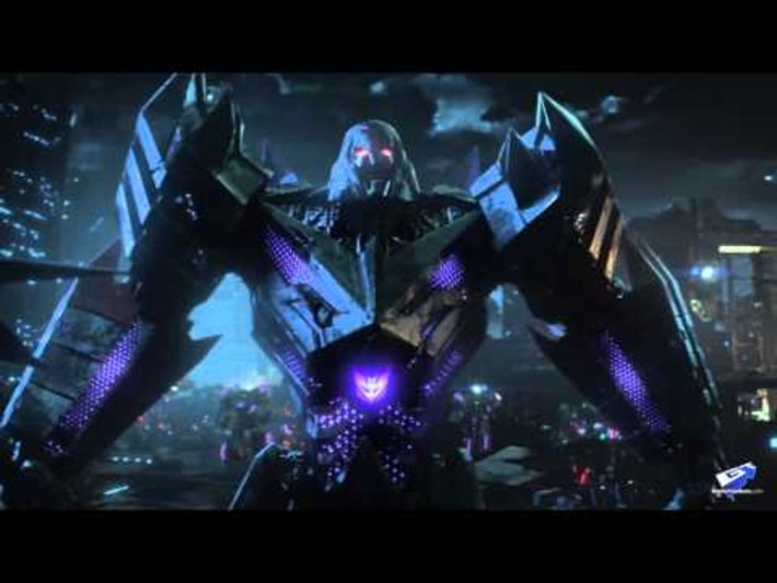 VGA 2011: Transformers Fall of Cybertron Exclusive Trailer « Safegaard – Movie Theater | Machinimania | Scoop.it