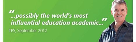 De succesfactoren van onderwijs volgens John Hattie | innovatief onderwijs | Scoop.it