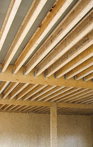 Portail de la poutre en I | construction bois et reglementation thermique RT 2012-2020 | Scoop.it