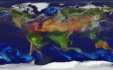 Science Turns the Earth's Atmosphere Into Art | NYL - News YOU Like | Scoop.it