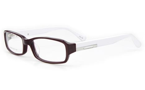 Purple White JB8399 Full Rim Oval,Rectangle Glasse | anninobi | Scoop.it