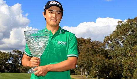 Mygolfexpert | ISPS HANDA International Open : Jin Jeong, ancien champion amateur enfin sacré ! | Golf News by Mygolfexpert.com | Scoop.it
