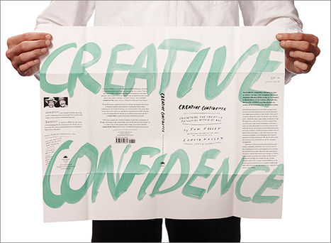 Creative Confidence by Tom & David Kelley | Serious Play | Scoop.it