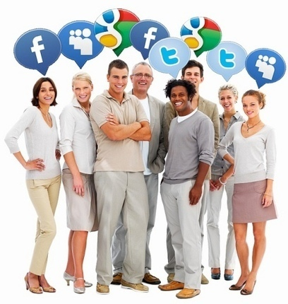 Plan Before You Engage: Making Social Media Work for Your Business | Get Noticed On the Web! | Scoop.it