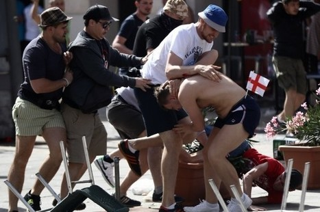 Scots could pick up part of bill for England hooligans | My Scotland | Scoop.it