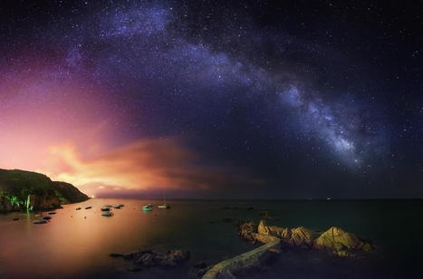 Panoramica cala canyet by Lluis  de Haro Sanchez | My Photo | Scoop.it