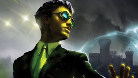 Disney wants to turn Artemis Fowl into the new Harry Potter | LibraryLinks LiensBiblio | Scoop.it
