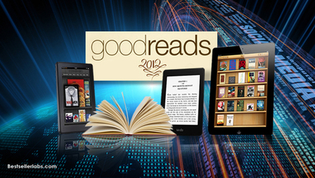 Why Every Author Must Be On Goodreads In 2013 (Infographic) | Bestseller Labs | Journaling Writing Revising Publishing | Scoop.it