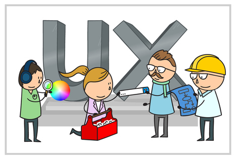 UX is too important to be left to UX designers | Expertiential Design | Scoop.it