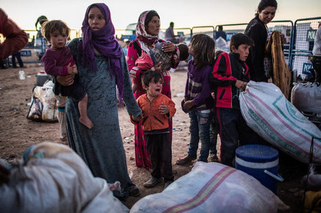 Number of Syrian Refugees Climbs to More Than 4 Million | Jewish Education Around the World | Scoop.it