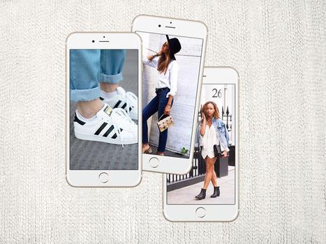 Les 20 marques mode qui cartonnent sur Instagram | Marketing Digital | Scoop.it