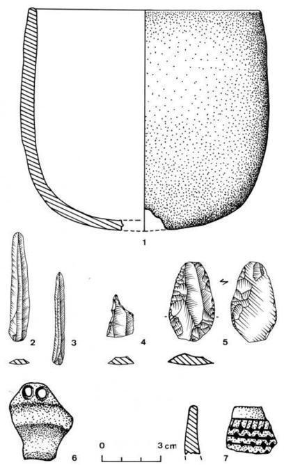Caractérisation chronoculturelle du mobilier funéraire en Provence au Néolithique final et au Bronze ancien   Aux origines   Scoop.it