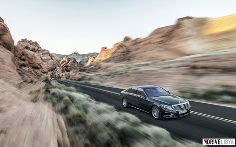 Epitome of luxury, Benz S-Class | Cars | Scoop.it