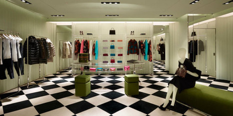 Prada opens its first store in Saint Petersburg | fashion and runway - sfilate e moda | Scoop.it