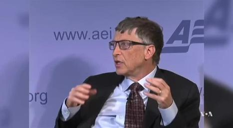 Gates: Philanthropy Depends On Innovation - Voice of America | Brainstorming & créativité | Scoop.it