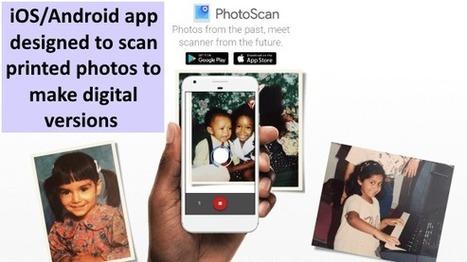 Photo Scan | ICTmagic | Scoop.it
