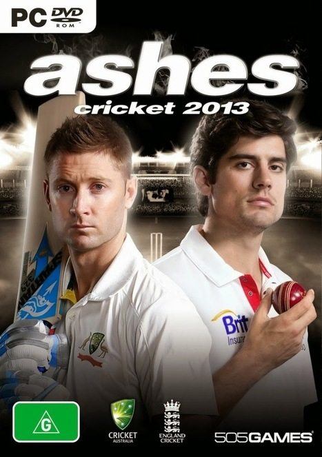 Download Ashes Cricket 2013 Full Pc Game - Fully Gaming World | Fully Gaming World | Scoop.it