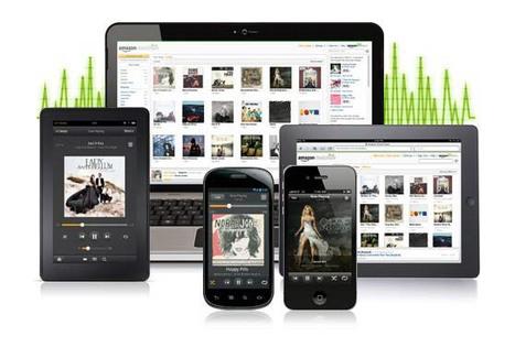 Amazon lancia MP3 Store e Cloud Player in Italia | InTime - Social Media Magazine | Scoop.it