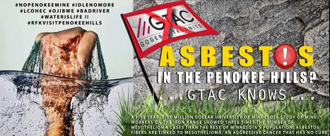 GTAC says #asbestos claim is jumping to 'conclusions - asbestos is asbestos - #NoPenokeeMine #BadRiver | OCCUPY → INDIGENOUS NATIONHOOD MOVEMENT ← (INM) | Scoop.it