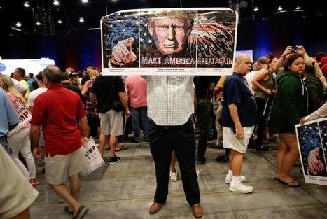 Trump abaisse le débat jusqu'en France | LabEx TEPSIS : dossier des articles de presse publiés par les membres du LabEx Tepsis sur l'actualité politique, économique et sociale des pays et régions du monde | Scoop.it
