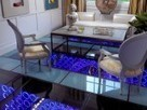 A glass floor, a waterfall table, a literally ship-shaped kitchen ... these rooms, furniture and art might just leave you speechless | Designing Interiors | Scoop.it